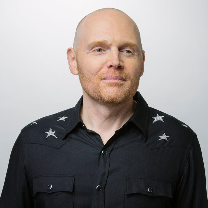 "Bill Burr Is Live Recording His ""Monday Morning Podcast"""